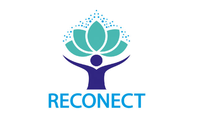 RECONECT project logo HydroLogic