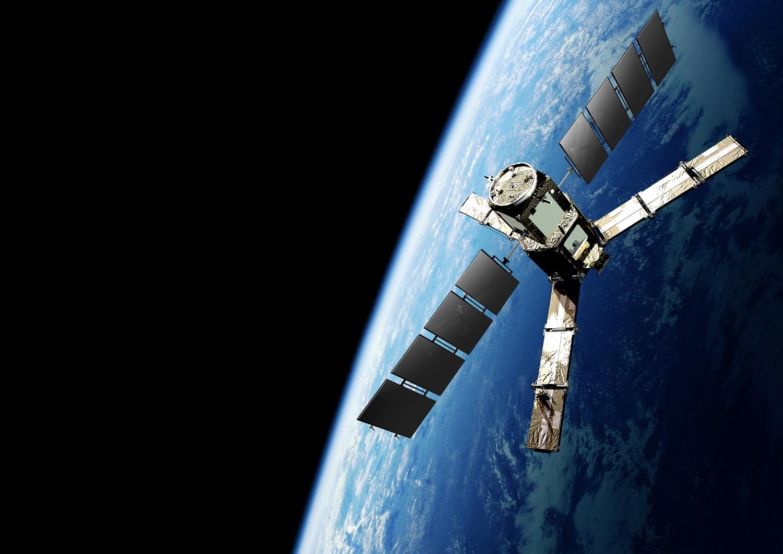 Tile satellite water monitoring